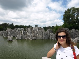 Lago Bosque De piedra