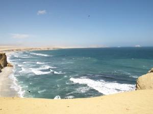 Playa Yumaki paracas