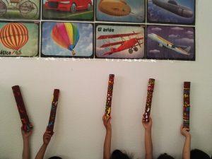 manualidades didgeridoo
